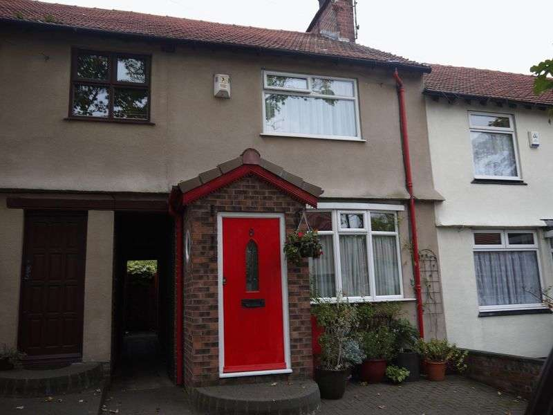 2 Bedrooms Terraced House for sale in Highfield Road, Liverpool