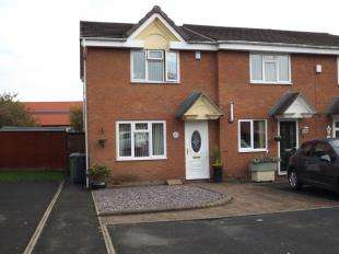 3 Bedrooms End Of Terrace House for sale in Walkers Fold, Willenhall, West Midlands