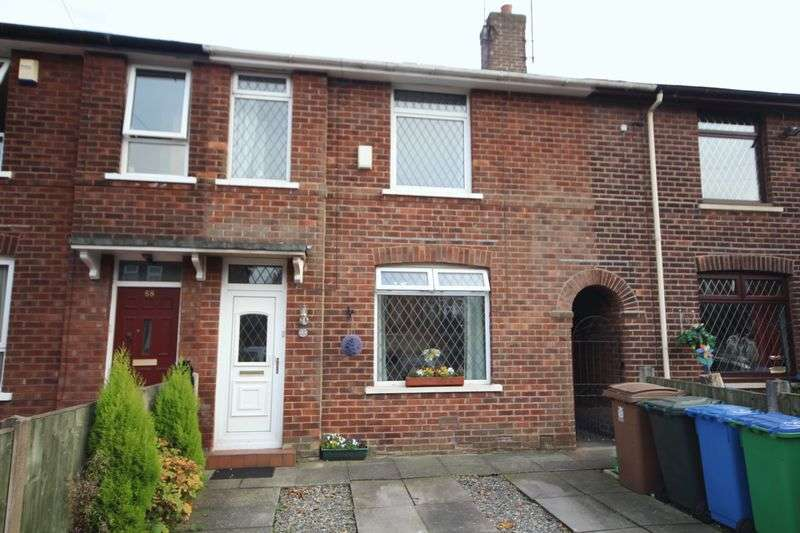 2 Bedrooms Terraced House for sale in CUTGATE ROAD, Cutgate, Rochdale OL12 7NN