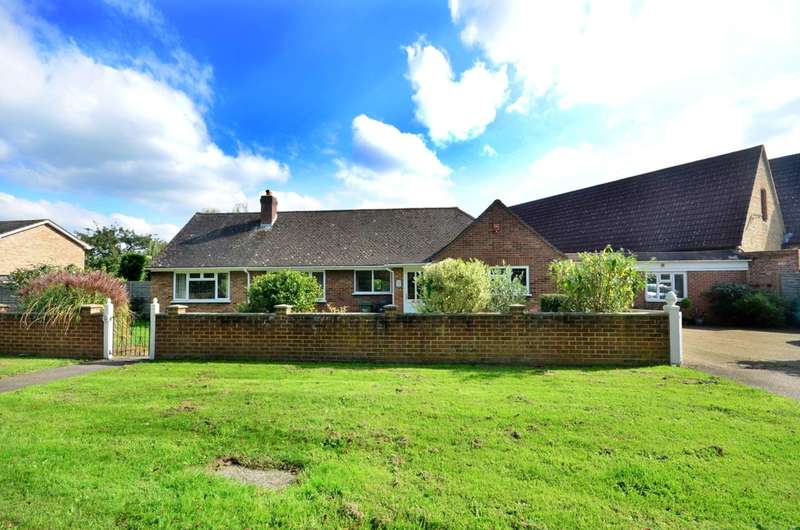 4 Bedrooms Detached House for rent in Woking Road, Guildford, GU1