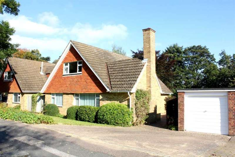 4 Bedrooms Detached House for sale in Wrensfield, Boxmoor