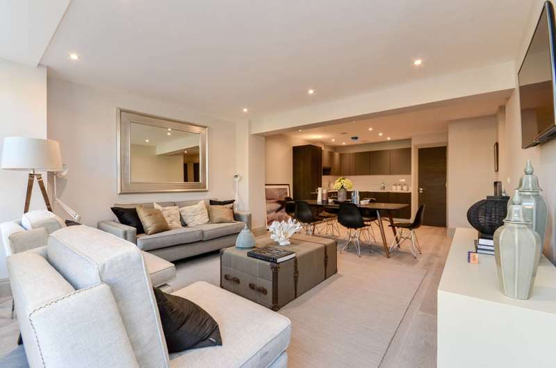 1 Bedroom Flat for sale in The Causeway, Teddington, TW11