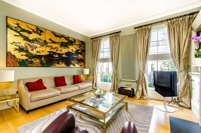 3 Bedrooms Terraced House for sale in Northumberland Place, Artesian Village, W2
