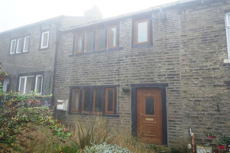 2 Bedrooms Terraced House for sale in Clay Pit Lane, Sowood, Halifax, HX4 9JS