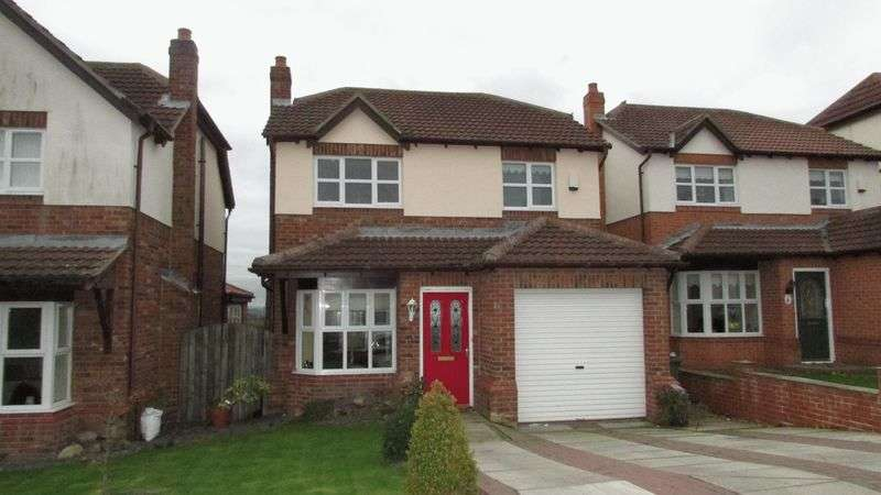 3 Bedrooms Detached House for sale in Briardene Way, Peterlee