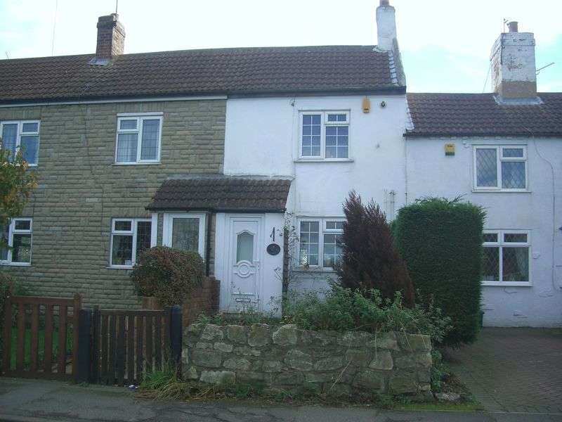2 Bedrooms Terraced House for sale in Spring Gardens, Doncaster