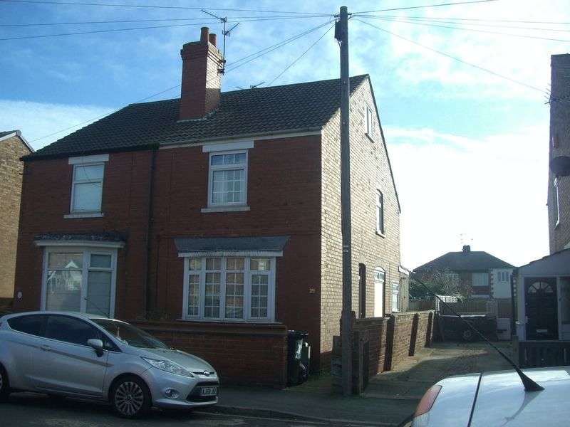 3 Bedrooms Semi Detached House for sale in Kirkby Avenue, Doncaster