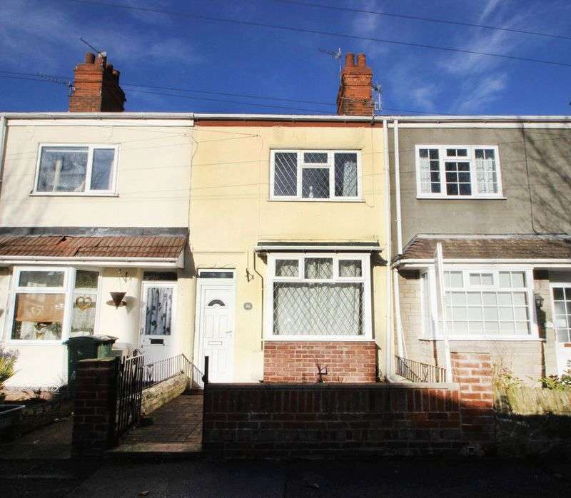 3 Bedrooms Terraced House for sale in OOLE ROAD, CLEETHORPES