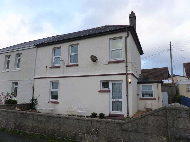 3 Bedrooms Semi Detached House for sale in Mount Bennett Terrace, Tywardreath, Par
