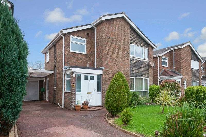5 Bedrooms Detached House for sale in Kithurst Close, Goring
