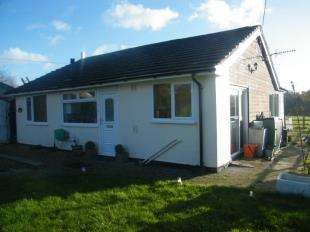 3 Bedrooms Bungalow for sale in Pentre Celyn, Ruthin, Denbighshire, LL15