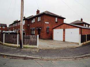 3 Bedrooms End Of Terrace House for sale in Patterdale Avenue, Warrington, Cheshire