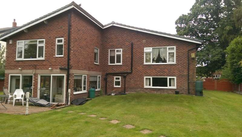 4 Bedrooms Detached House for sale in Moss Lane, Stockport, Cheshire, SK7