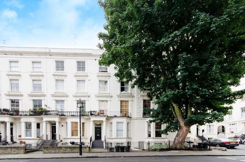 2 Bedrooms Flat for sale in Belgrave Gardens, St John's Wood, NW8
