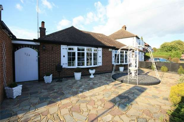 2 Bedrooms Detached Bungalow for sale in Long Lane, Stanwell, Staines-upon-Thames, Surrey