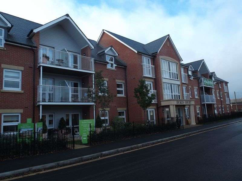 1 Bedroom Flat for sale in Dukes Court, Bulford NEW HOME: one Bed retirement property