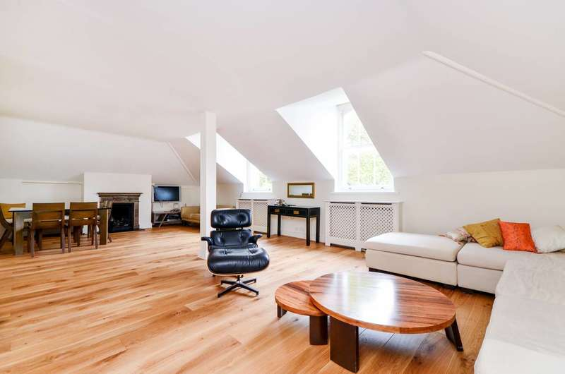 2 Bedrooms Flat for sale in Bolton Gardens, South Kensington, SW5