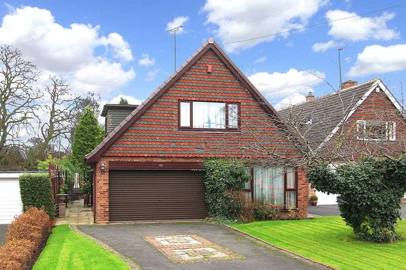 4 Bedrooms Detached House for sale in COMPTON, Linden Lea