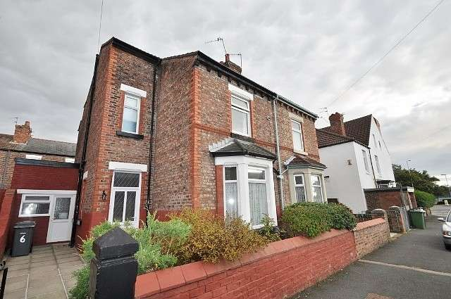 3 Bedrooms House for sale in Derwent Drive, Wallasey