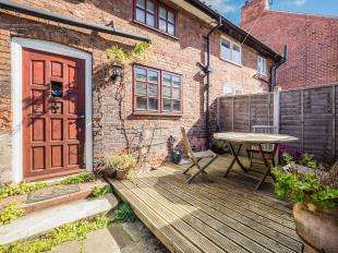 2 Bedrooms Terraced House for sale in High Street, Edwinstowe, Mansfield