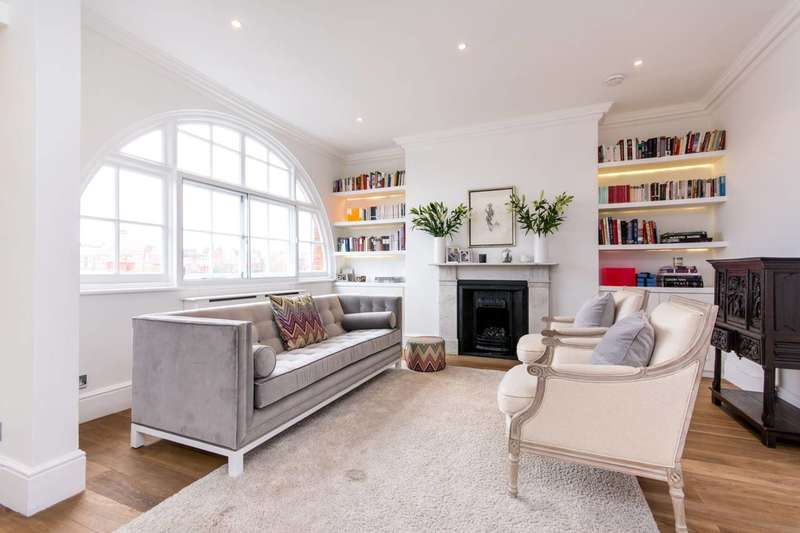 4 Bedrooms Flat for sale in Earsby Street, Olympia, W14