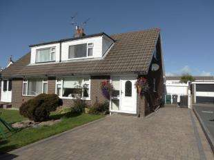 3 Bedrooms Semi Detached House for sale in Birkdale Avenue, Colwyn Bay, Conwy, LL29