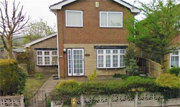 4 Bedrooms Detached House for sale in Cambridge Drive, Padiham, Burnley, Lancashire
