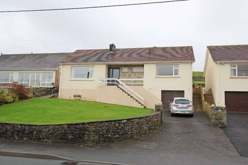 3 Bedrooms Detached Bungalow for sale in BRONWYDD ROAD, CARMARTHEN
