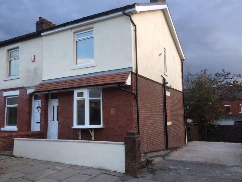 2 Bedrooms End Of Terrace House for sale in Laurel Avenue, Darwen, Lancashire, BB3