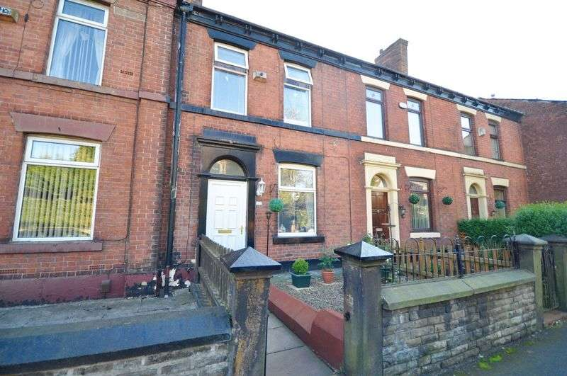 4 Bedrooms Terraced House for sale in Starkey Street, Heywood