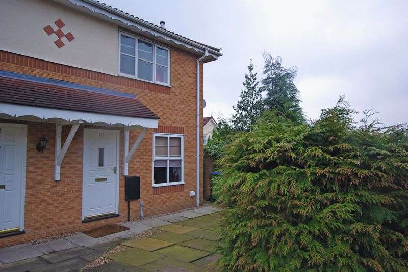 1 Bedroom Semi Detached House for sale in Cinnabar Drive, Manchester