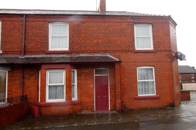 6 Bedrooms Terraced House for sale in New Road, Rhosddu, Wrexham