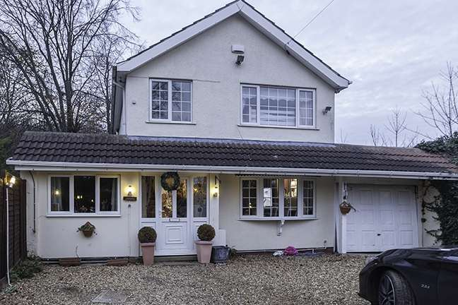 4 Bedrooms Detached House for sale in Douglas ace, Carlton, Nottinghamshire, NG4