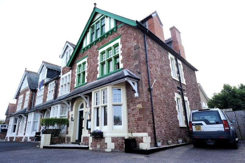 7 Bedrooms Terraced House for sale in Bethany House, Minehead