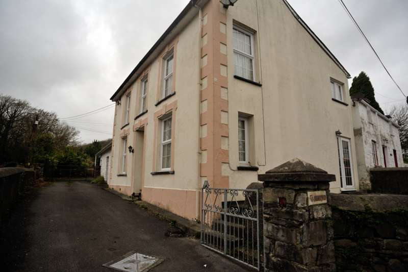4 Bedrooms Detached House for sale in Mydoilyn, Lampeter, Ceredigion, SA48