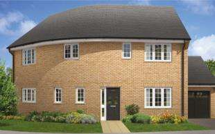 3 Bedrooms Detached House for sale in Moreton Park, Buckingham, Buckinghamshire
