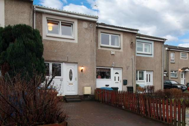 2 Bedrooms Terraced House for sale in Rowan Crescent, Bonnyhill, Falkirk, Stirlingshire, FK1 4RU