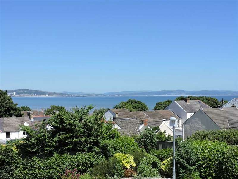 2 Bedrooms Flat for sale in St. Annes, Western Lane, Mumbles