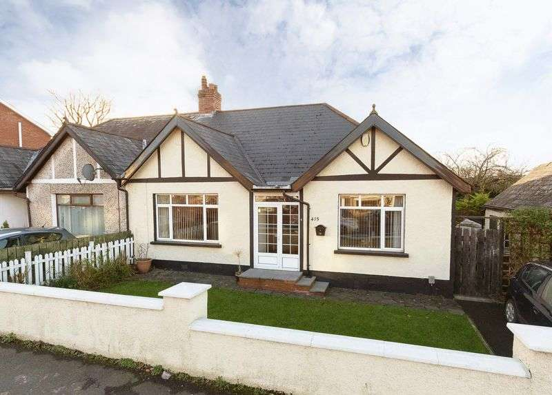 4 Bedrooms Semi Detached House for sale in 415 Cregagh Road, Belfast, BT6 0LF