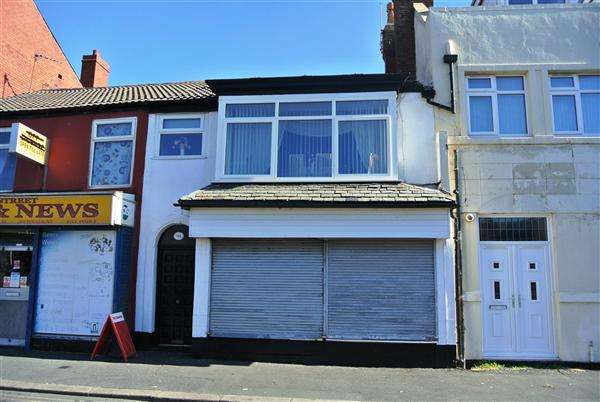 3 Bedrooms Flat for sale in Bolton Street, Blackpool