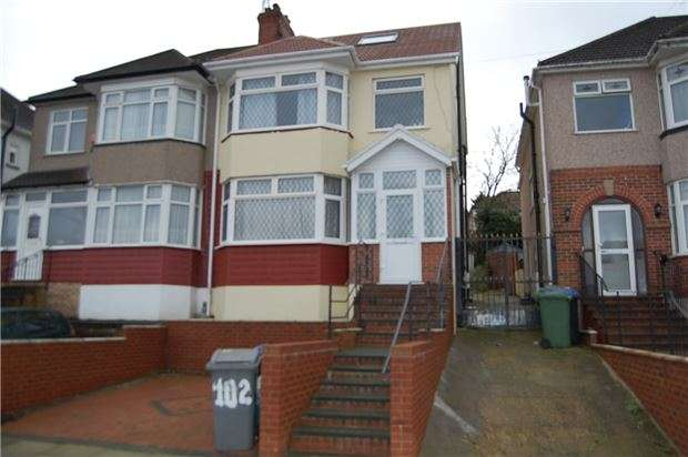 5 Bedrooms Semi Detached House for sale in Grove Crescent, KINGSBURY, NW9 0LR