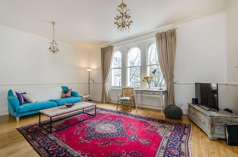 1 Bedroom Flat for sale in Kensington Garden Square, Bayswater, W2