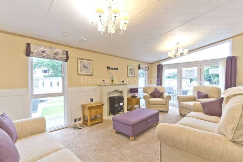 3 Bedrooms Lodge Character Property for sale in Leyburn, North Yorkshire