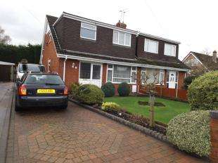 3 Bedrooms Bungalow for sale in Camelot Grove, Shavington, Crewe, Cheshire