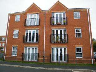 2 Bedrooms Flat for sale in Lavender House, Ainderby Gardens, Northallerton, North Yorkshire
