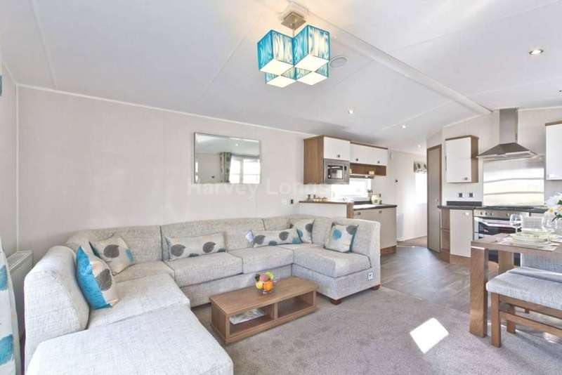 2 Bedrooms Mobile Home for sale in Par, Cornwall