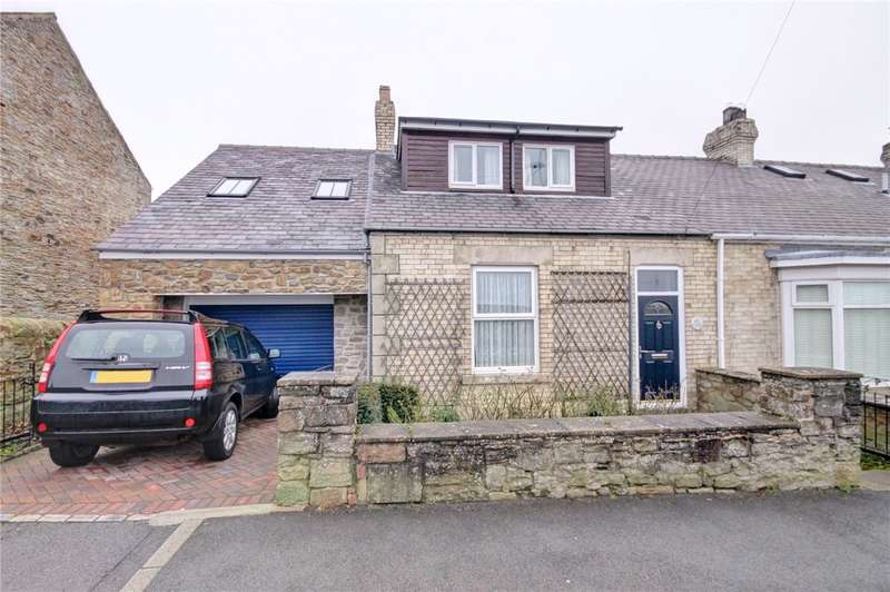4 Bedrooms Semi Detached House for sale in Belgrave House, Front Street, Esh Village, DH7