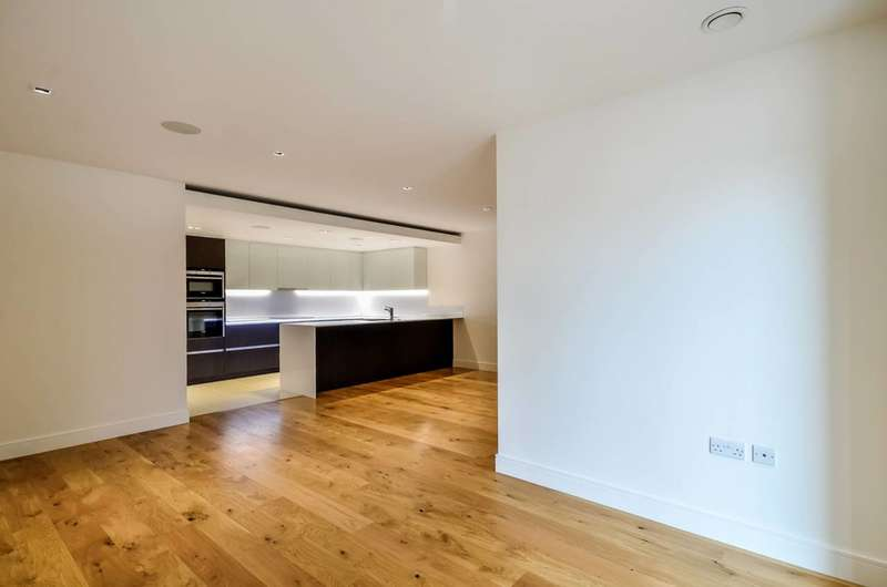 2 Bedrooms Flat for sale in Kew Bridge Road, Kew Bridge, TW8