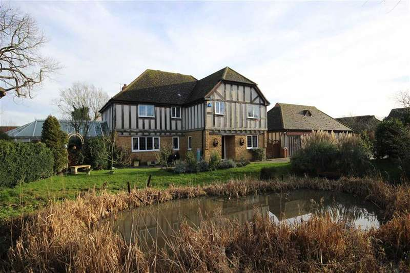 5 Bedrooms Property for sale in Kimble Close, Knightcote, Warwickshire, CV47
