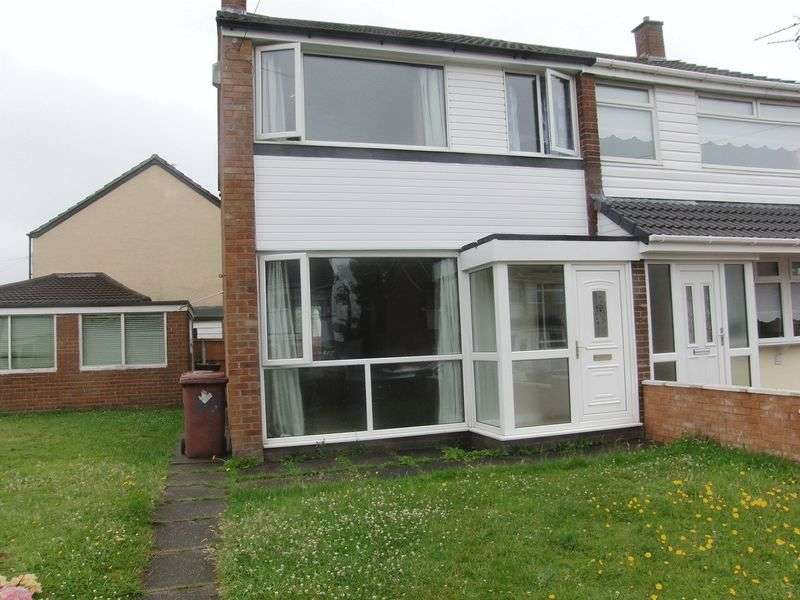 3 Bedrooms Semi Detached House for sale in North Mount Road, Liverpool